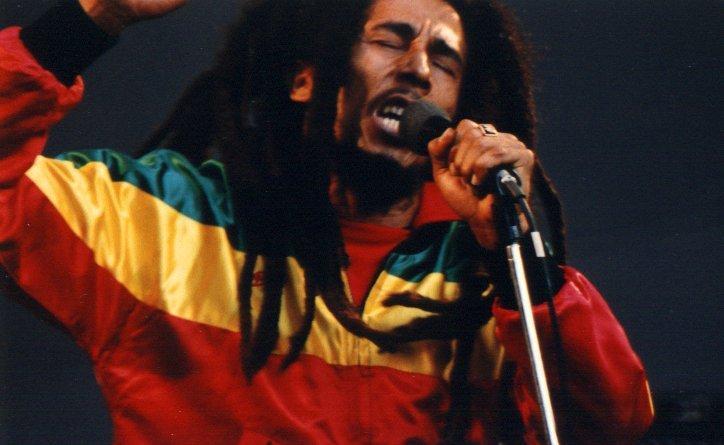 Bob Marley: Bob Marley & The Wailers @ LONDON 1980, Crystal Palace