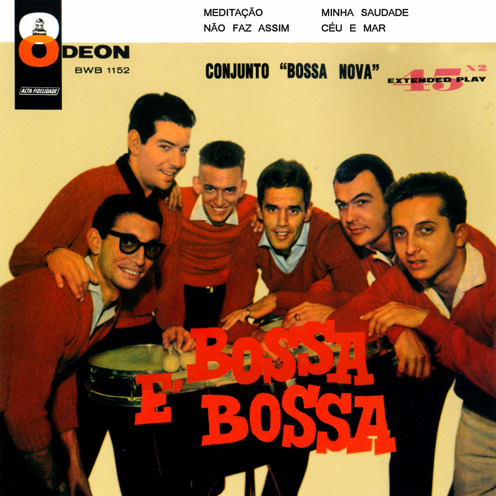 Nova group (Conjunto Bossa